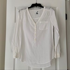 Airy cotton tunic from Old Navy. Like new.